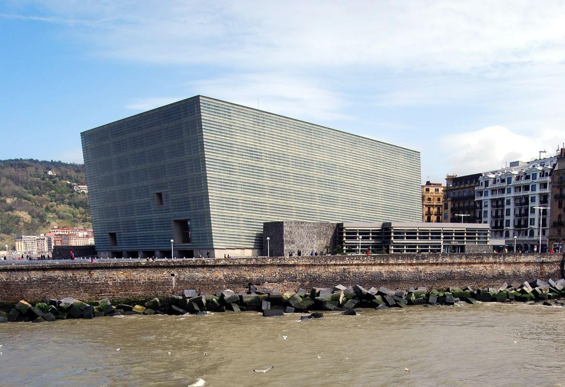 La forma general de los edificios